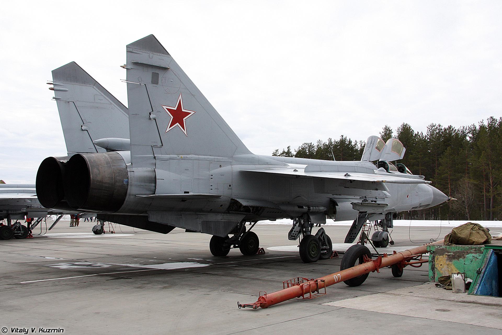 MiG-31BM Interceptor: News - Page 30 EixHuBgXgAUlmPT?format=jpg&name=large