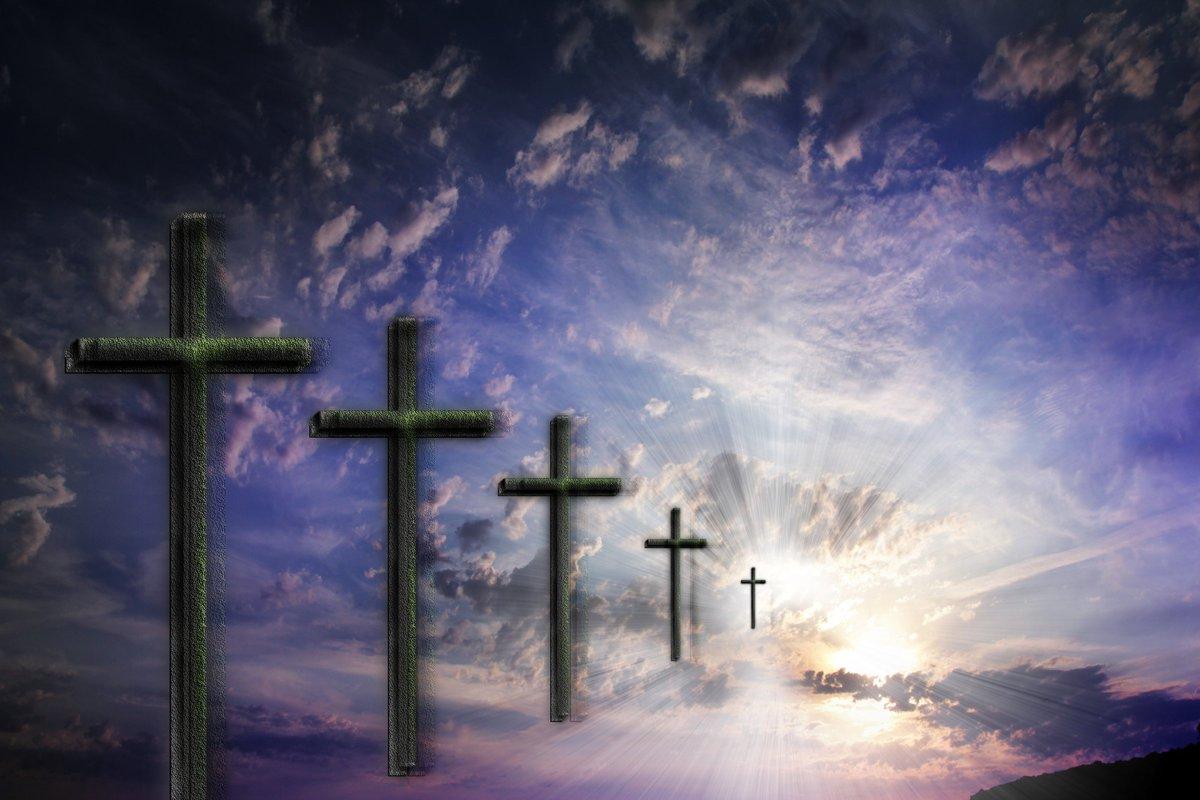 The CROSS OF JESUS CHRIST is the ONLY PATHWAY TO ETERNITY (John 14:6):  https://t.co/fnsrJtBvOE #God #HolySpirit #JesusChrist #Bible #Scripture #SALVATION #LASTDAY #world #Covid  #ENDTIMES https://t.co/rTFIFdvey5