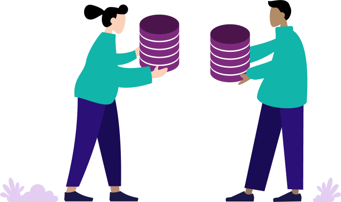 Step 4: Share with teams Each running #database copy is intended for a single user, but uploaded #databases and saved changes can be shared. Make sure your whole team has the best test #data available, & share any improvements. Make the same data available to your #CI pipelines. https://t.co/b6gXfk89Tz