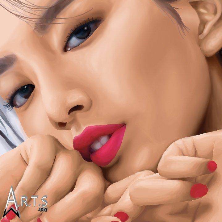 Bae Su-ji (배수지) Suzy  09.20.25  #autodesksketchbook #artwork #digital #vectorart #BaeSuzy  #Suzy #missa #actress #singer #model https://t.co/sJAfB4Kss2