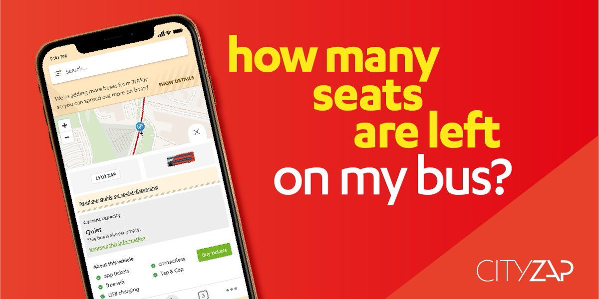 📲 Download our free app #TransdevGo  You can find your bus on the map to check how many seats are left.   If you've got the flexibility to travel at a different time, you can see if an earlier or later bus has more space on board.   Get it here 👉 https://t.co/0reRbMJ9VQ https://t.co/xPTKrkfSxQ