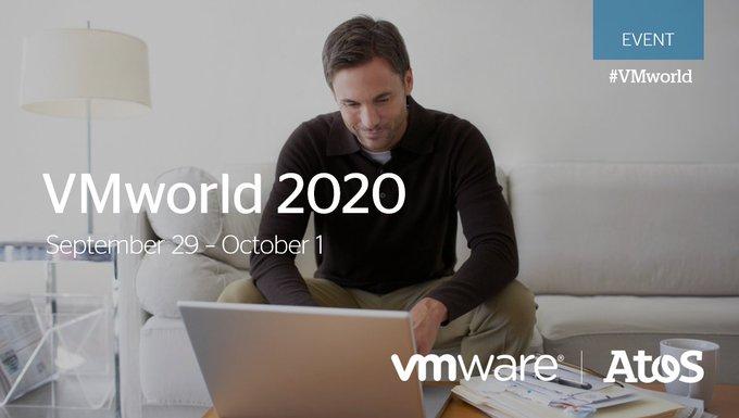 Inscrivez vous aux différentes sessions de #VMWorld 2020 du 29/09 au 01/10 et découvrez...