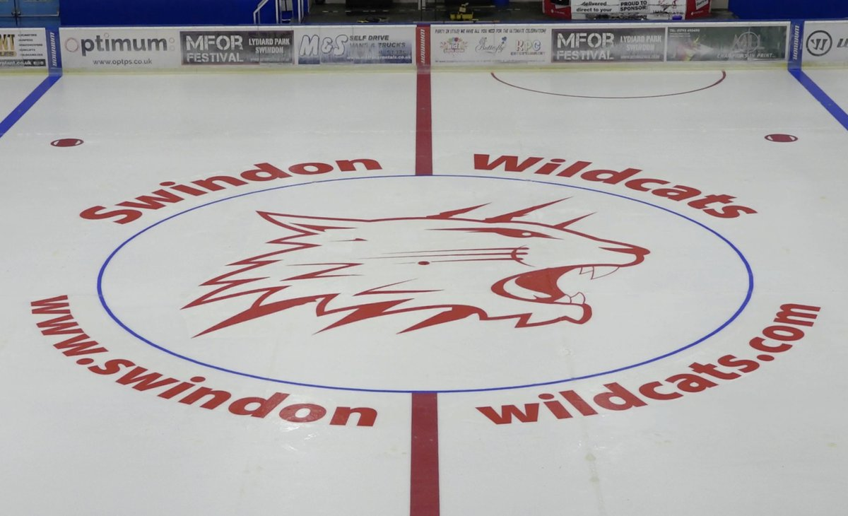 We are delighted to announce the Swindon Wildcats logo is back in the centre of the Better Link Centre's ice rink.  We would like to offer our sincere gratitude towards the people and organisations that made this happen.   Read more⬇️ https://t.co/C0jvg7lCSm https://t.co/GXqwl1RlLb