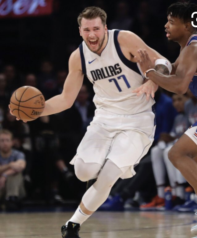 Coming to COURTSIDE:                               *Luka Doncic's  TOP  Career Plays*     https://t.co/SEXw46XthD  #badboy #nbaallstar #dallasmavs https://t.co/6EqiMqivYT