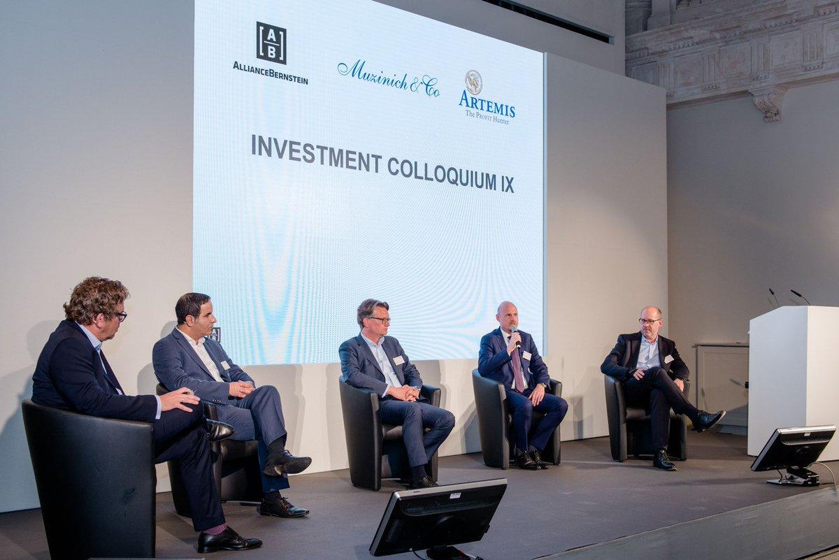 #InvestmentColloquium2020: Auch am zweiten Tag interessante Vorträge und engagierte Diskussionen https://t.co/eR5Ufn8Xzg