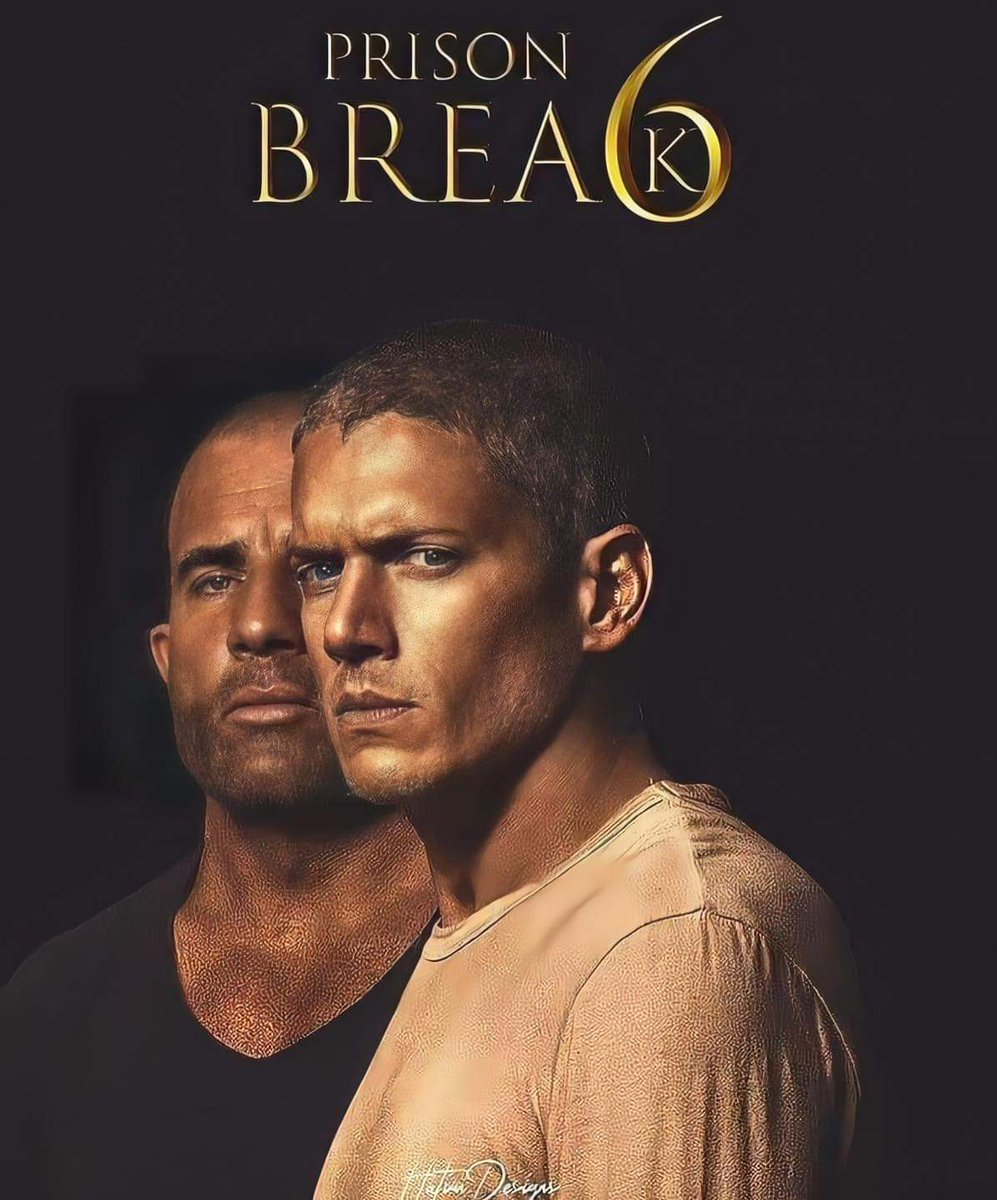Official announcement is coming up soon. #PrisonBreak6 https://t.co/ZfXpempw4u