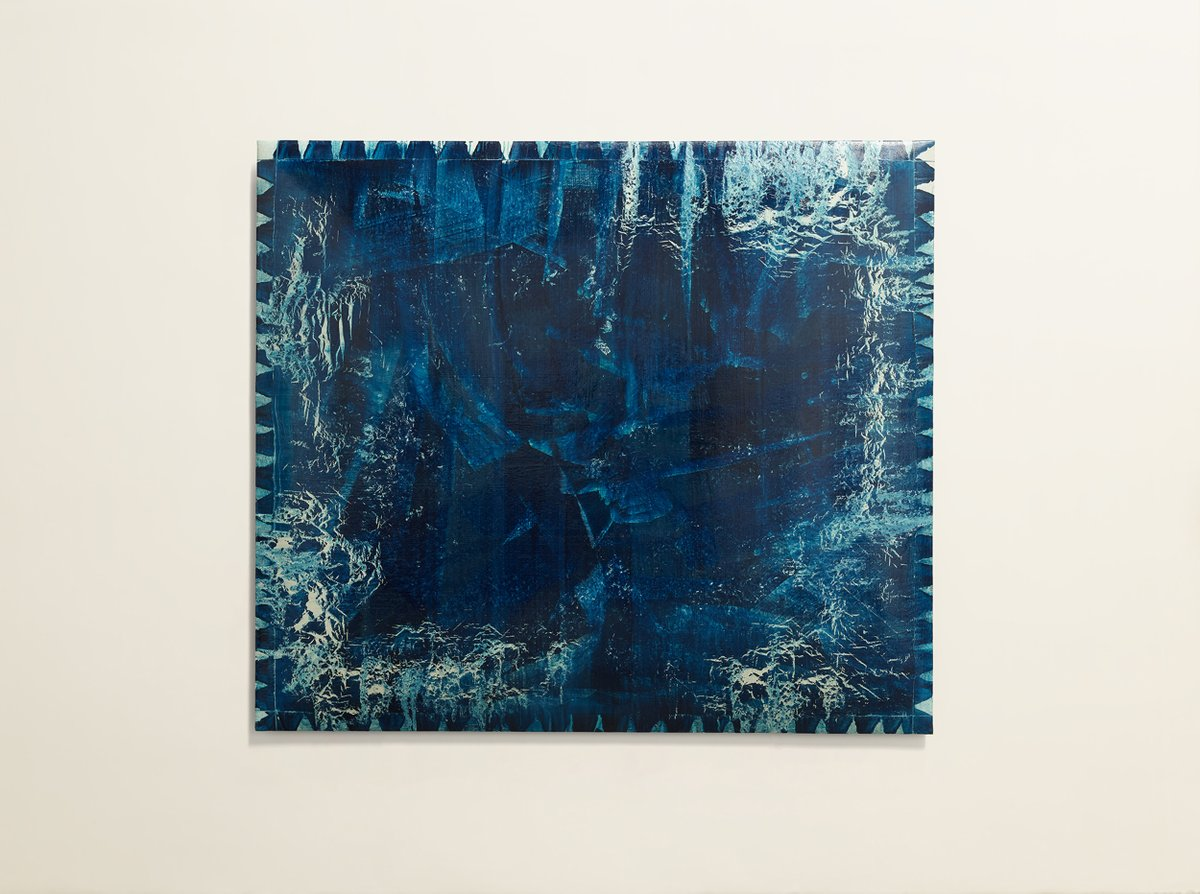 💧 Art Basel Online Viewing Rooms Traditional Chinese aesthetics meet contemporary painting in Su Xiaobai's new series titled 'Water Streaming Into Inkstone.' Discover more works via Tina Keng Gallery's virtual booth: bit.ly/306wmiv — September 2020 | #artbaselOVR2020