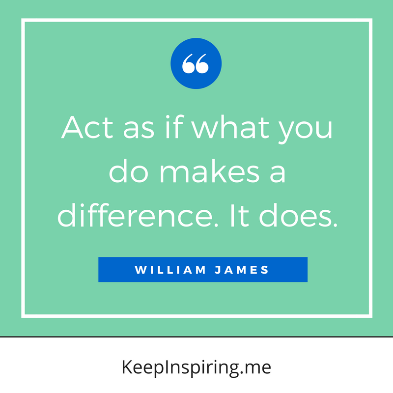 """""""Act as if what you do makes a difference. It does."""" – William James https://t.co/jbRcp8BHEA . . . #growyourbusiness #mominfluencer #mominbusiness #womeninbusiness #workingmomlife #authenticself #womeninbiz #smallbusiness #smallbizowner #smallbusinesslife #womenentrepreneur https://t.co/zChih1zILF"""