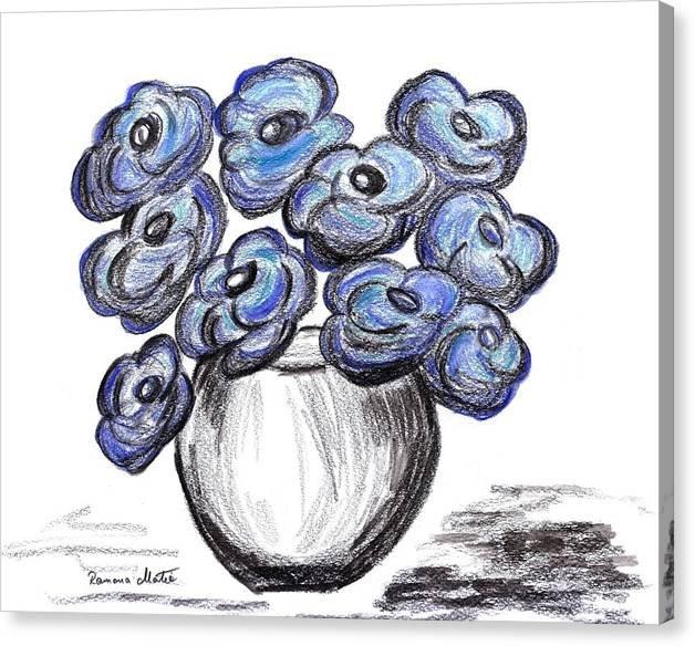 #sweet #bluepoppies 👩🏻🎨 LOVE 💙♥️💙 https://t.co/WfaakfXHeF  #prints #blueflowers #Blue #pencilart #pencils #Watercolour https://t.co/CowvTVG8dB