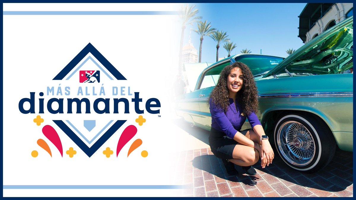 Jazzmine Young de Fresno nos aconseja,hay espacio para los Hispano/as, Latino/as y Latinxs en nuestra industria. ➡️ atmilb.com/2GaUrxm