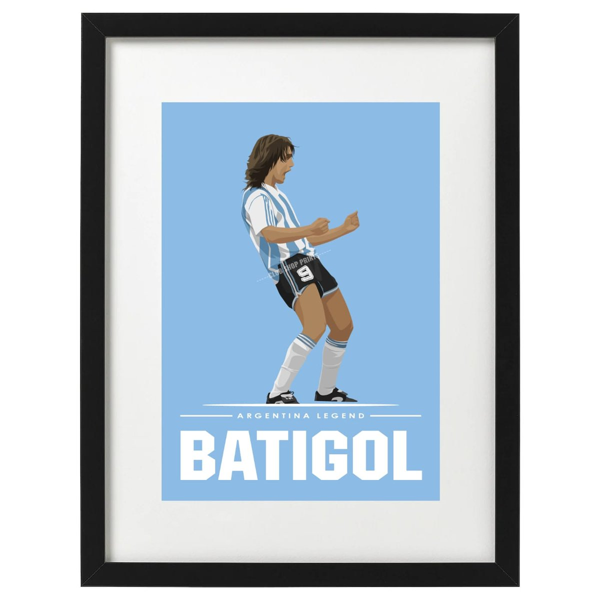 Gabriel Batistuta and Ronaldo art prints available now. Free UK delivery. Link in bio 👆 #footballart #etsy #etsyshop #batistuta #gabrielbatistuta #batigol #r9 #ronaldo9 #ronaldo #ronaldobrazil #Maradona #pele #Argentina #Brazil https://t.co/oTqMou81dp