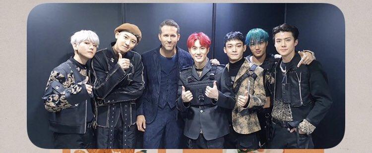 THE BEST BOYS. MY LOVES. ALWAYS.   #EXO #엑소 #Xiumin #Suho #Lay #Baekhyun #Chen #Chanyeol #DO #Kai #Sehun https://t.co/McER2LOtAW