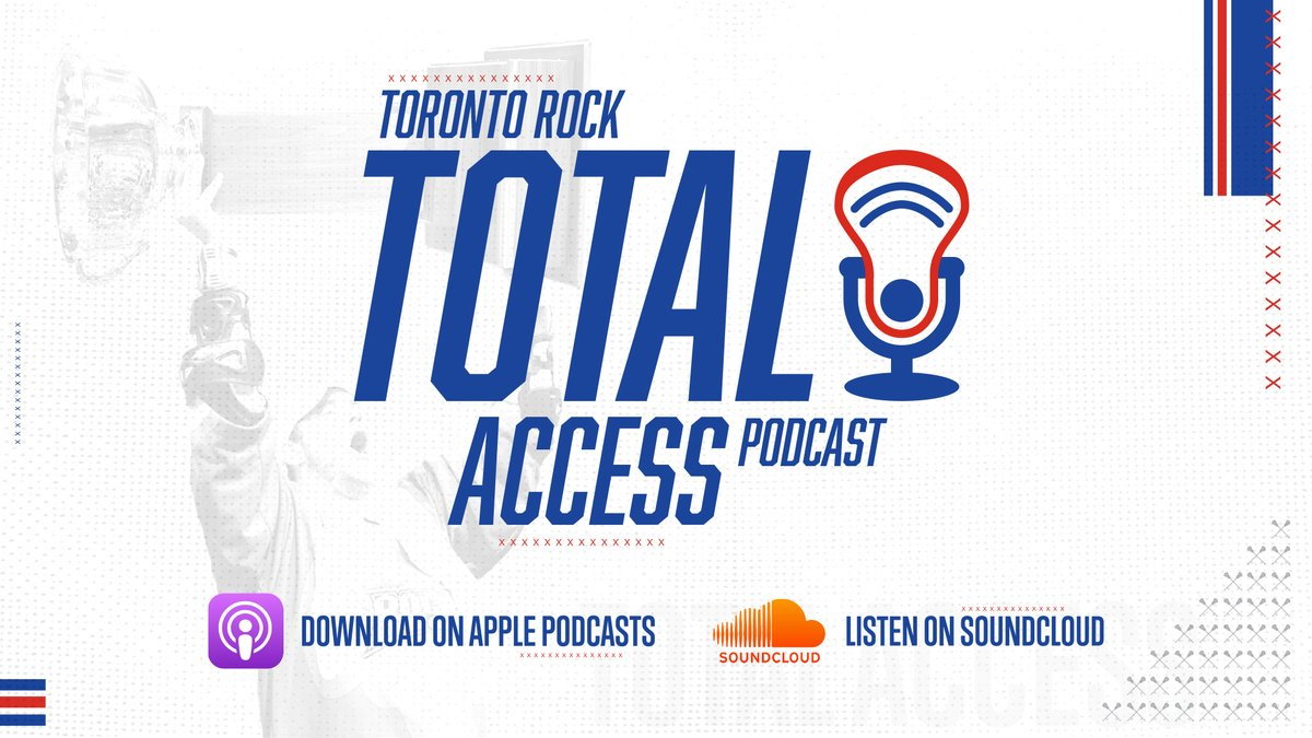 LISTEN: The perfect compliment to your Friday lunch is a side of Toronto Rock Total Access!  @JDawick breaks down the off-season trades and the recent the #NLLDraft.  🎧: https://t.co/fbwTvOZLaS https://t.co/xtN1JrheWx