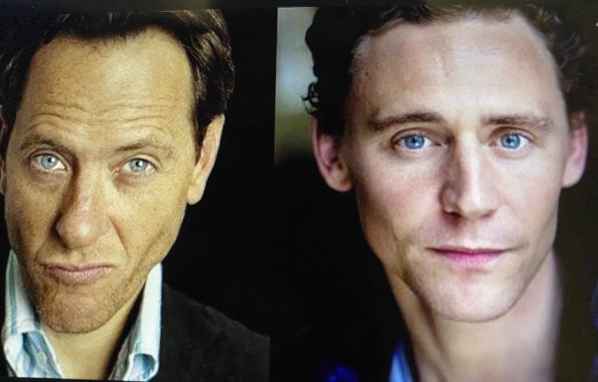 @twhiddleston and I have talked about working together for some years and finally get to do so in LOKI