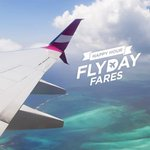 Image for the Tweet beginning: 24-hour #BigDeal special! ✈️ FlyDay