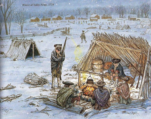 Dear  @NFL  @NBAUnderstand this....You want to take a knee?Take a little trip to Valley Forge in January. If you don't know where that is, just Google it from the sidelines. Hold a musket ball in your fingers and imagine it piercing your flesh and breaking a bone or two. There