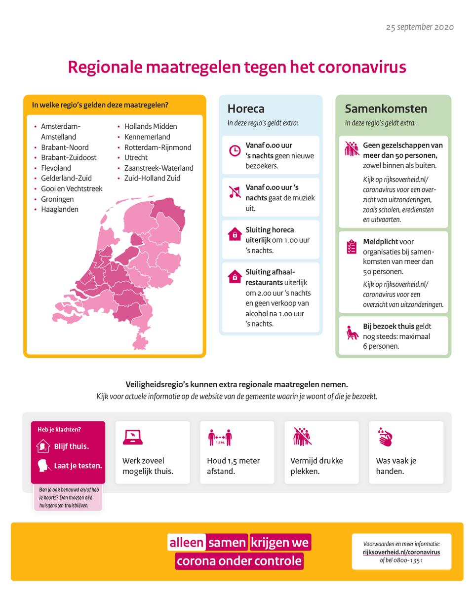 Rutte Mogelijk Snel Extra Maatregelen In Drie Grootste Steden Waaronder Den Haag Omroep West