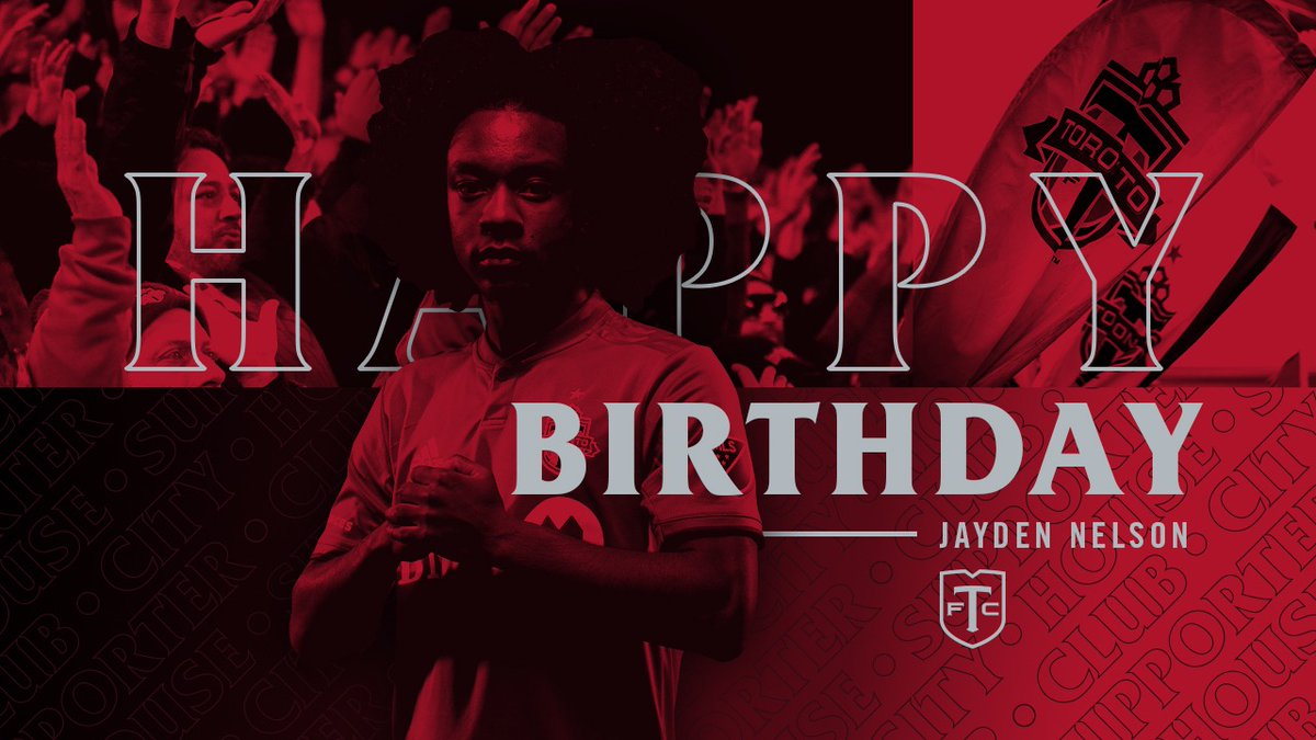 Brampton Birthday 🇨🇦  Happy 18th, @JaydenNelson__ 🎉 #TFCLive https://t.co/mcyVPQeZzt