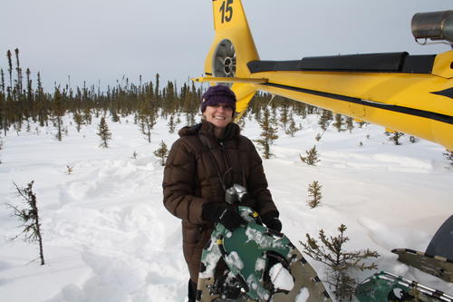 Scientist Spotlight: Learn about the work and research of Laura Thompson, Research Ecologist for the National Climate Adaptation Science Center. #womeninscience #climatescience https://t.co/5RbaXg8hDc https://t.co/APMeRjBgGr