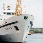 Image for the Tweet beginning: 25/09/2020 at 16:36 Scillonian III