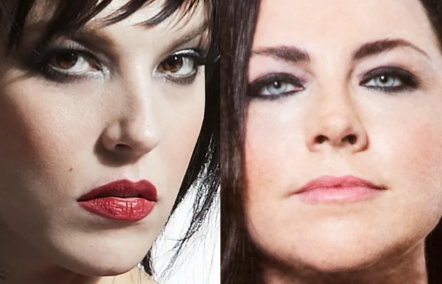 "LZZY HALE And AMY LEE: Now Is The Time To Vote Against Another Four Years Of 'Hatred,' 'Fear Mongering,' ""Racism"" And 'Childish Leadership' https://t.co/sAd2fHe6Hm https://t.co/iXpt7ITEpd"