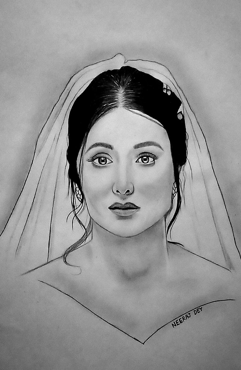 """""Count down painting month"""" 30 days of painting month for @eyehinakhan  💫Day 6 sketch is here 💫   Hope so u see this painting dii @eyehinakhan  #HinaKaBdayIn10Days  #QueenHinaKaBdayBash #HinaholicsKaTyohar #HinaKhan @KripaBanka https://t.co/cVWgaZehXh"