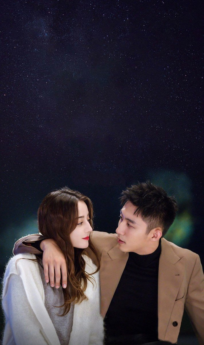 Good night💫❤  #LoveAdvancedCustomization  #LoveDesigner  #HuangJingyu #Dilireba #Johnnyhuang #dilraba #黃景瑜 #迪丽热巴 #drama #chinesedrama #cdrama https://t.co/Q2JGPVoyVm