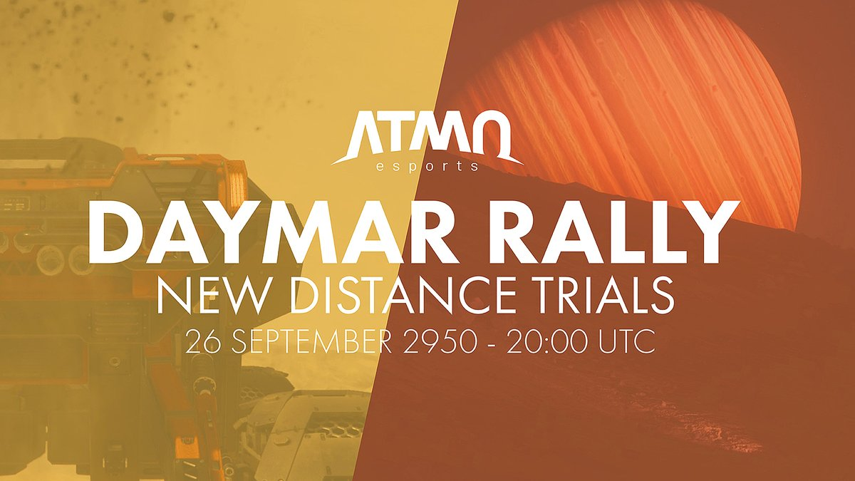 We still have spots for the #DaymarRally🏁🏎️  Distance Trials for this weekend!  ⏲️: Saturday, Sept 26 @ 2000 UTC  📋: Sign-ups closes tonight. https://t.co/qXEs3mrfSF  Follow us on @Twitch so you don't miss any of the action 👉 https://t.co/0kaupvG5T8 https://t.co/G3WzsVWgSt