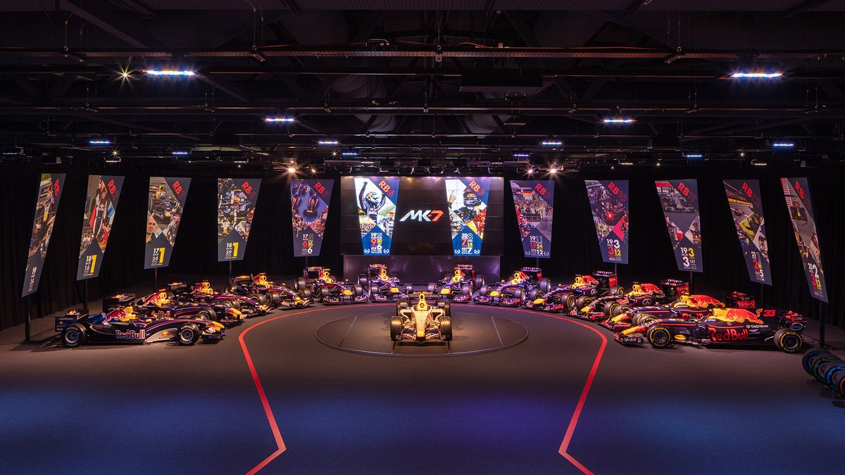 Ever wanted to go behind the scenes @redbullracing  factory right here in #MiltonKeynes...well, now you can! The MK-7 Experience give you the chance to get up close and personal with the work of this world-renowned #F1 team...find out more and check dates: https://t.co/9nTQqCK5fY https://t.co/81hiUPHZ5z
