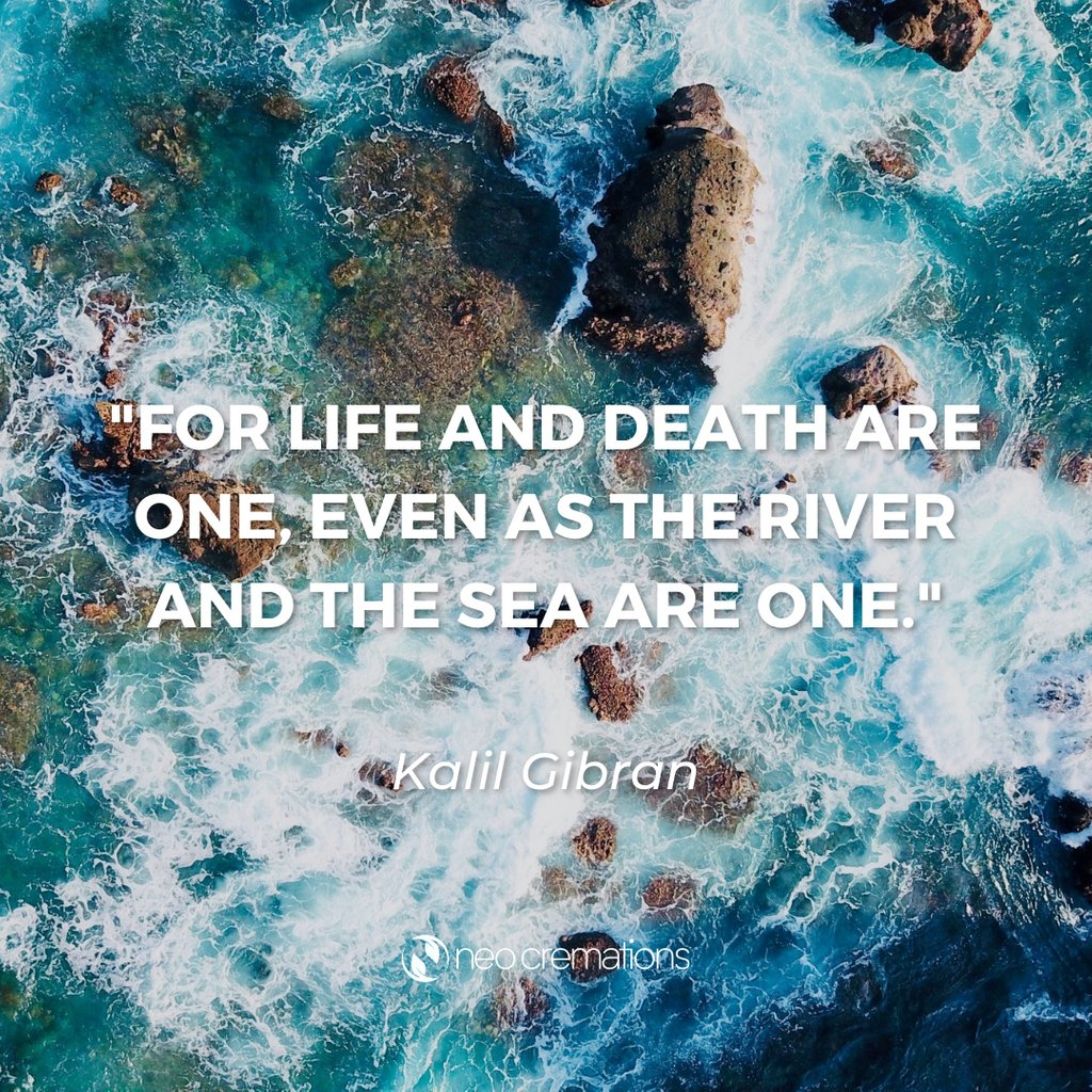 Life is basically a journey in a river where we will eventually reach the sea or our final destination.   #NEOcremations #directremations #sustainablility #bcorp #cremation #funeral #memorial #funerals #funeralservice #funeraldirector #cremationurn #memorials #family https://t.co/zV5BhugZS8