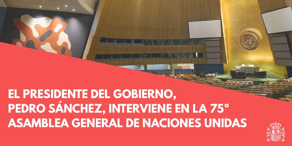 Twitter La Moncloa. El presidente del Gobierno, @sanchezcas...: abre ventana nueva