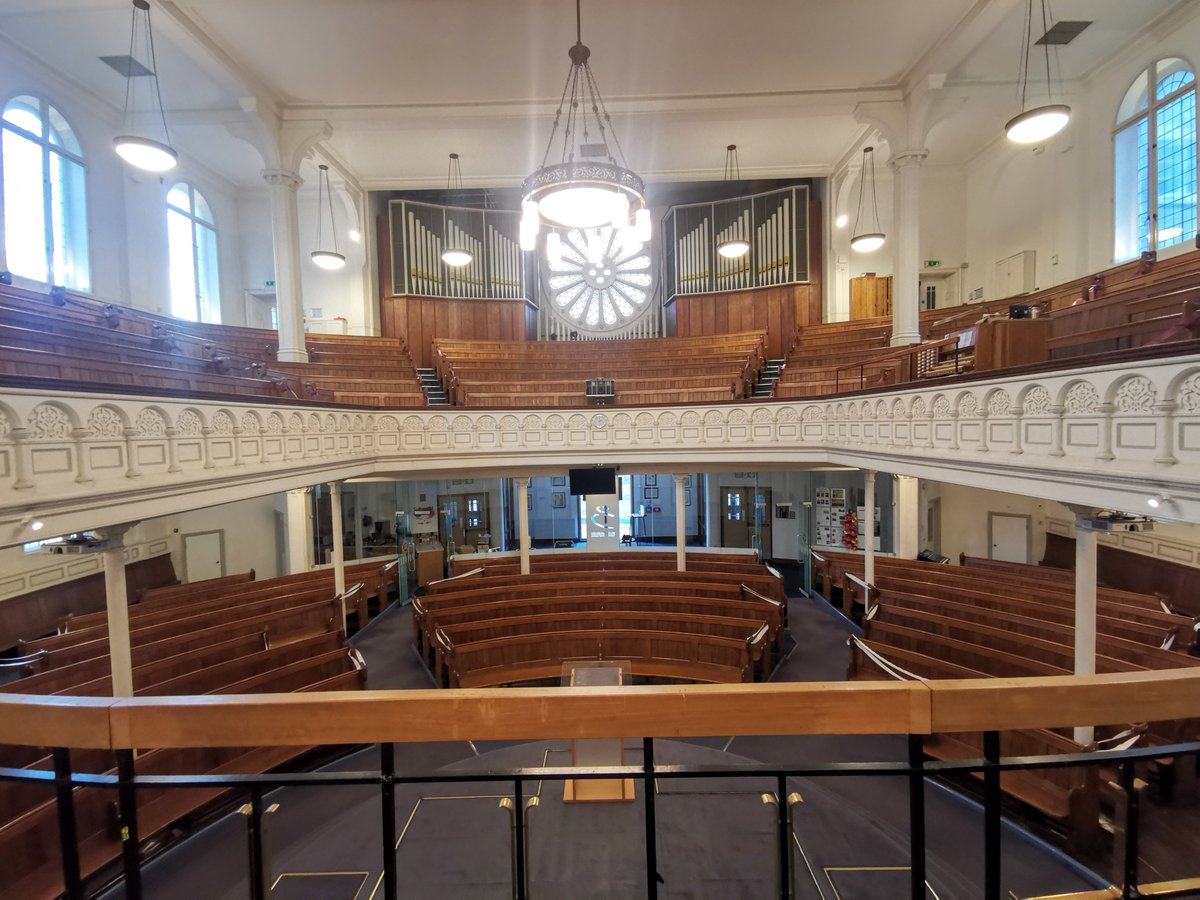 Bloomsbury Central Baptist Church