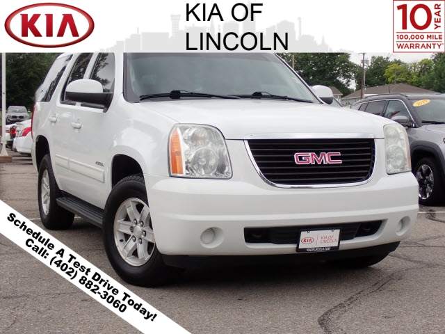 This 2011 GMC Yukon will give you all the space you've been wanting at an amazing price! Learn More: https://t.co/CLNQOZCJd2 #KiaOfLincoln #Lincoln #Nebraska https://t.co/isNWcvCcHu