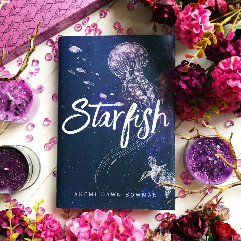 Who's an auto-buy author for you? 💜 One of my favourite authors is @akemidawnbowman. She writes the most beautiful and honestly raw books. STARFISH was her debut book and remains one of my all-time greatest reads. 💜 #bookstagram #books #bookl… https://t.co/wbvUKc5dUZ https://t.co/1JJaiZb2ku