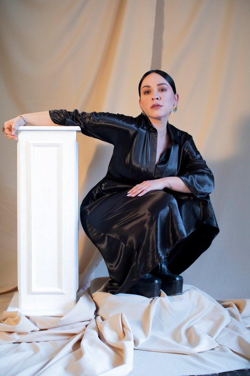 """¡Gracias @CarlaMorrisonmx por esta conversación tan honesta y libre de prejuicios! La cantautora mexicana se nos une desde París para hablar de su nuevo sencillo """"Ansiedad"""". Escucha @ZonaPopCNN gratis en cualquier app de streaming o acá: https://t.co/jb6zX21Xqv https://t.co/dqMsZdvsJv"""