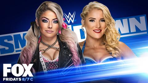 .@AlexaBliss_WWE will battle @LaceyEvansWWE on Friday Night #SmackDown following Bliss' shocking Sister Abigail attack on The Sassy Southern Belle last week. Catch the bout between Bliss and Evans TONIGHT at 8 on Friday Night #SmackDown on FOX! #SmackDownLive  #smackdownonfox https://t.co/6CwGfKK17Z