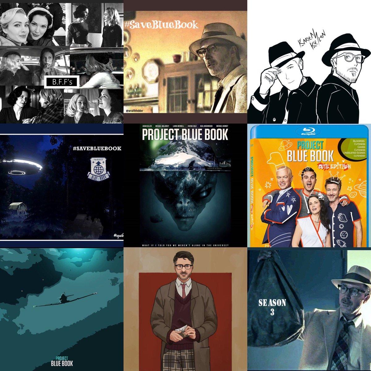 Happy #FanArtFriday! Need new #TV to #binge? #ProjectBlueBook is avail @peacockTV for free! Help #SaveBlueBook here: https://t.co/zr9UsLKMFK. Have a wonderful weekend! #HyneQuinn #UFOs #WatchTheSkies #TVshows #FridayThoughts #PBBFanArt 🕵️♂️🛸 https://t.co/GnQRYm8XbT