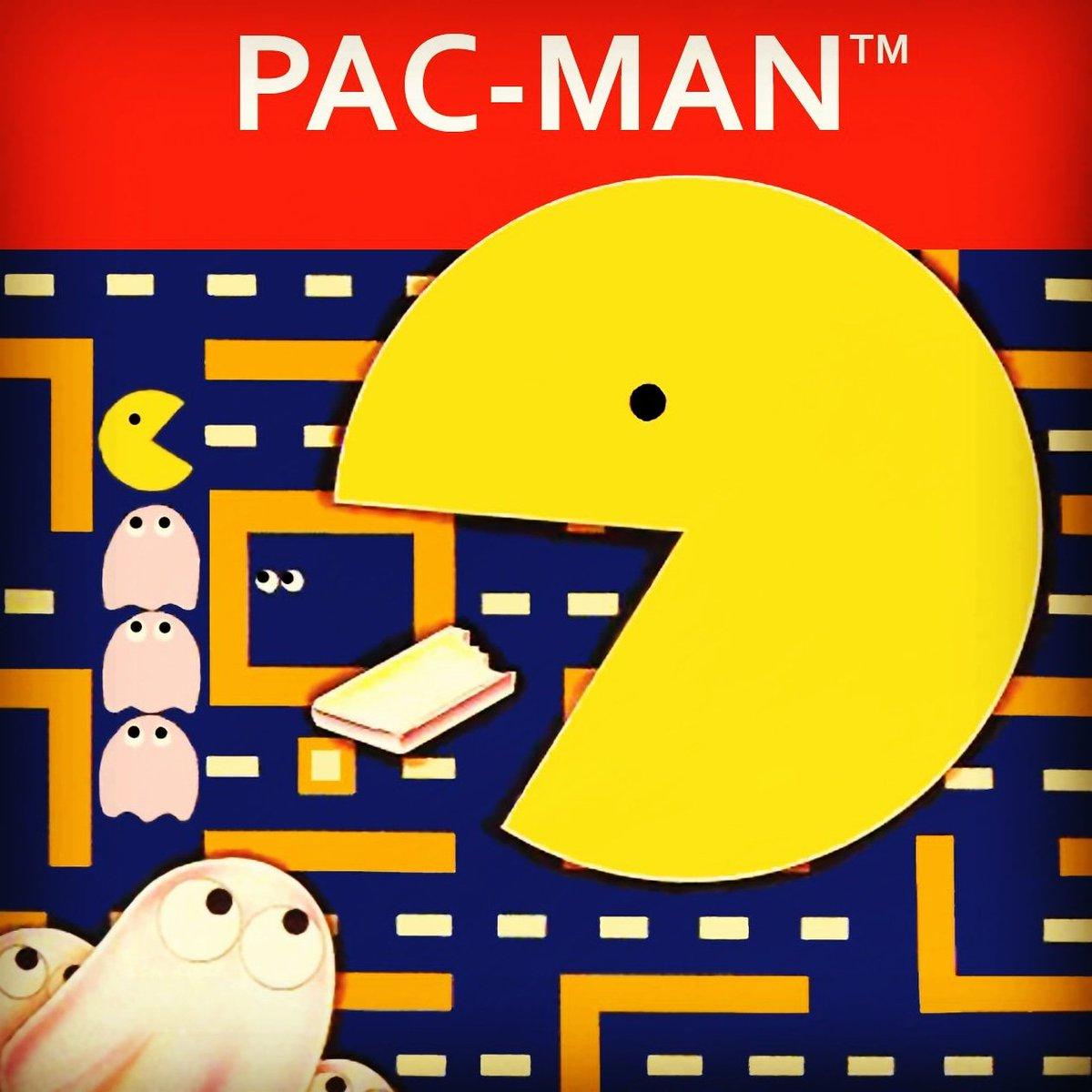 Pac-Man es conocido como un clásico de los videojuegos, llevando así a las compañías a crear adaptaciones de este juego a las consolas del momento. En este caso la atari2600.  https://t.co/CwgE6gfRub  #Retro #RETROGAMING #Review #blog #blogger #reseña #PacMan #clasico https://t.co/y5zbQnNlU1