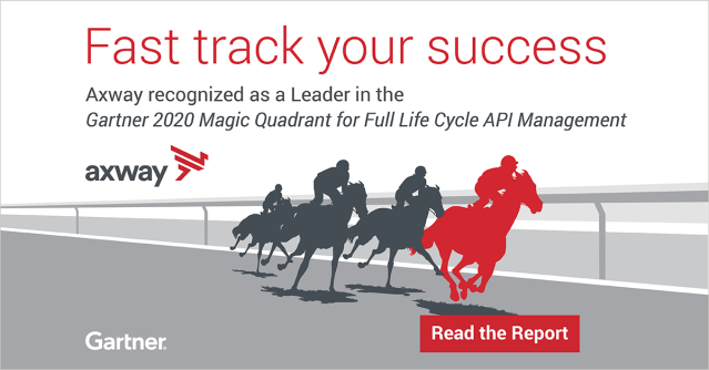 Check out the new Gartner 2020 Magic Quadrant for Full Life Cycle API Management, @Axway has now been named a Leader for the fifth time. #GartnerMQ #OpenEverything #API https://t.co/cnnVn3CFtL https://t.co/zZI8Tsr3d4