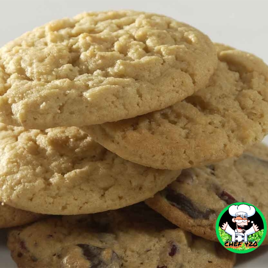 CHEF 420s DROP COOKIES!! This is my basic drop cookie recipe, I like these because I can add dried fruit, nuts or cinnamon and Whatever!  https://t.co/JCsayqt5BO  #Chef420 #Edibles #Medibles #CookingWithCannabis #CannabisChef #CannabisRecipes #InfusedRecipes https://t.co/zKmEbkHwu8