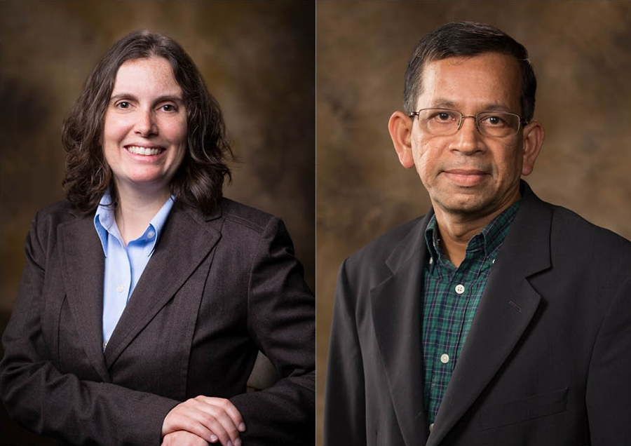 Shannon Servoss, associate professor of chemical engineering, and Suresh Thallapuranam, professor of biochemistry, will co-direct undergraduate research and creative activities across academic disciplines. #uark   ✍️ --- https://t.co/5VCxH8sFDi https://t.co/ZwCa6A2bcG