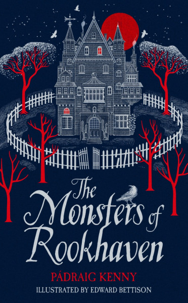 One of the best books I've read this year. Hauntingly, beautiful, The Monsters of Rookhaven by @padraig_kenny, illustrated by @edwardbettison. You can read my review and an exclusive extract on the blog @MacmillanKidsUK https://t.co/KrBIUxMOka https://t.co/xvKpKAbcty