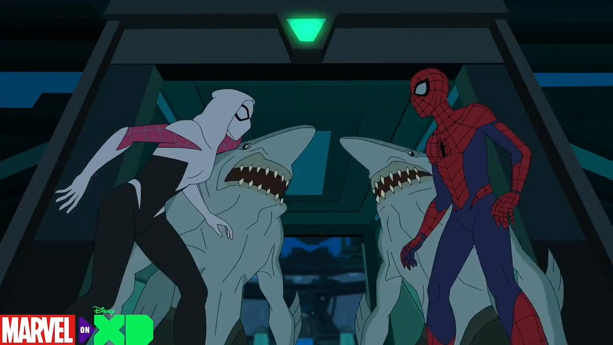 There's trouble brewing at Horizon High in Marvel's Spider-Man: Maximum Venom! Tune in this Sunday at 9PM ET/PT on @DisneyXD for an all-new episode: bit.ly/3kOYqyY