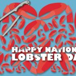 Image for the Tweet beginning: This #NationalLobsterDay, we're celebrating the