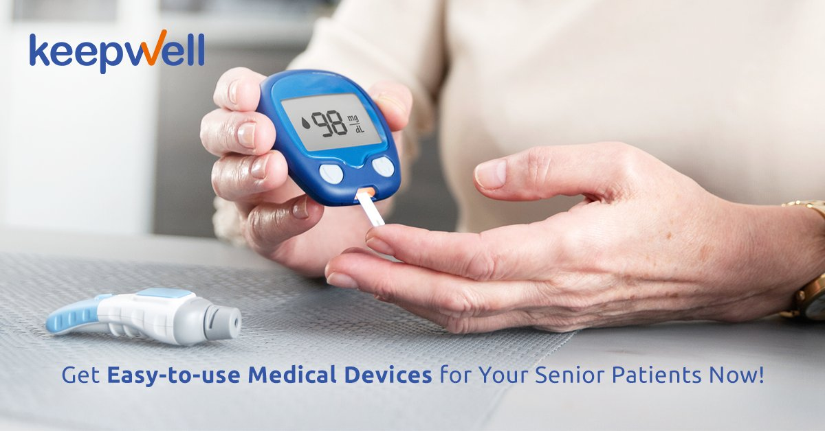 KeepWell provides your patients with the latest, state-of-the-art devices while keeping in mind ease-of-use for seniors.   Find out more: https://t.co/F8Bxz9iPSw   #DigitalHealth #RemoteCare #PopulationHealth #PrimaryCare https://t.co/0xbfgBOME1