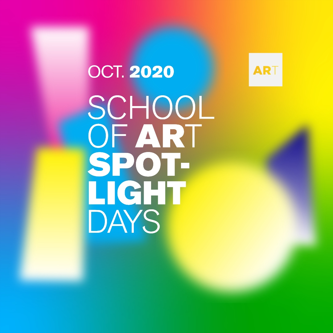 Calling prospective students! 🔔 During our Spotlight Days in Oct., students will be able to learn about the #UARK School of Art.  There will be info about our 1st-year program, applying to @UArkansas, scholarships, study abroad, facilities, internships/careers, and more 💥 https://t.co/pvUfe1Wdao