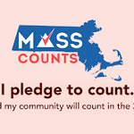 Image for the Tweet beginning: Take the pledge to count