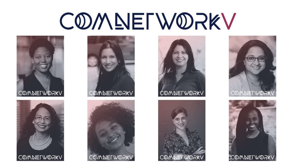 My #ComNetworkV Sisters, you are positively wonderful, #awesome, & talented #BadAssWomen! You are visible — I have served witness to your impact. I #appreciate your strength, #courage & endurance. https://t.co/Wr2PmSPdwp