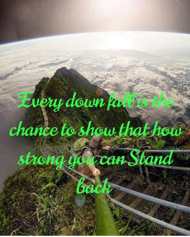 Every #down #fall is the #chance to #show that how #strong you can #Stand back . . . . . . . . . . . . #life #motivation #thoughts #nature #naturethoughts #naturephotography #hvspeaks #Success #mind #mindset #luxury #goals #travellerandfoodlovers #thoughtoftheday #travelthoughts https://t.co/OCY6HLljWo