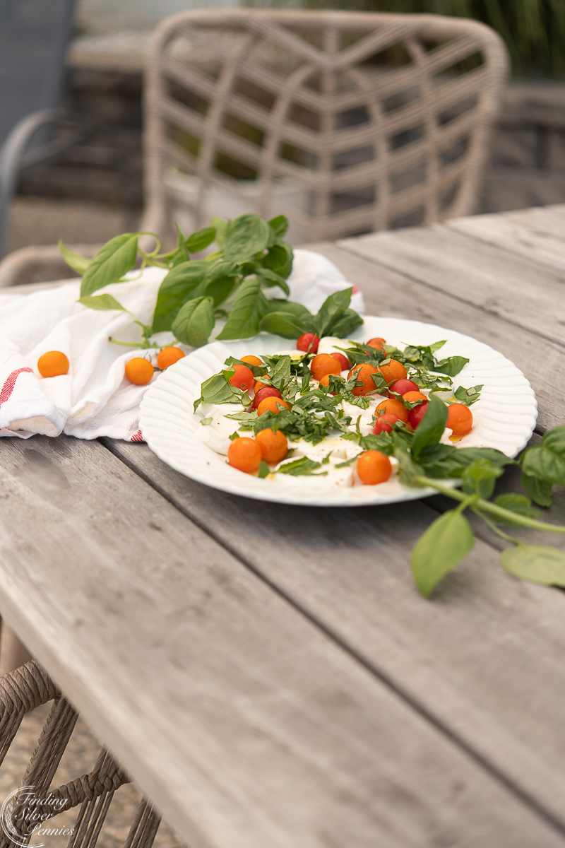 Delicious and sweet - our tomatoes keep coming. Enjoy this tomato, basil and mozzarella salad: https://t.co/T0M8EVkvrN #tomatoes #recipe #entertaining https://t.co/t93GJ2j3IZ